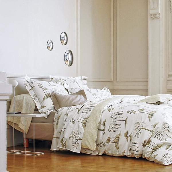 linge de lit haut de gamme drap parure housse de. Black Bedroom Furniture Sets. Home Design Ideas