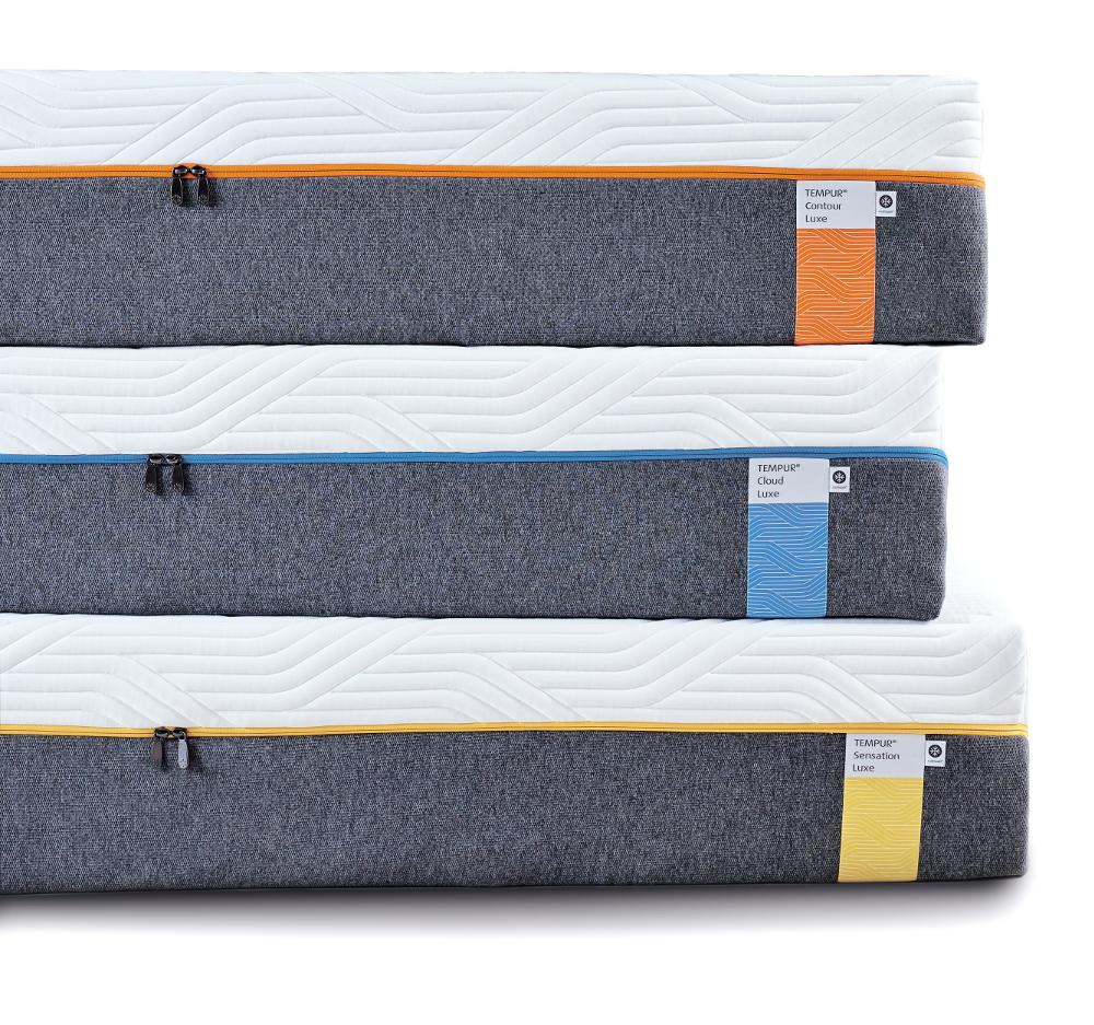 tempur matelas et sommier premium partenaire de la centrale du sommeil. Black Bedroom Furniture Sets. Home Design Ideas
