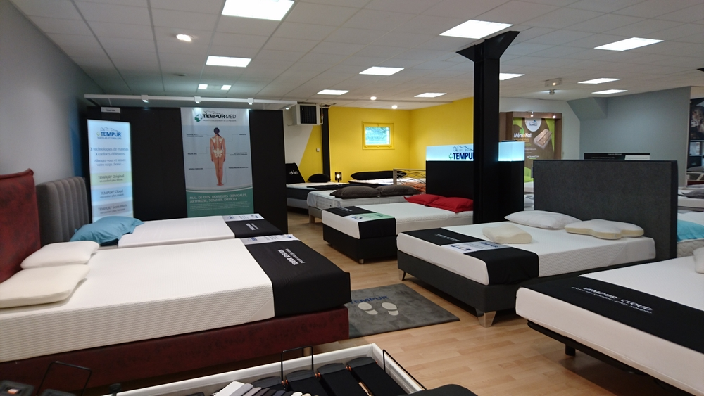 magasin de literie sur rennes montgermont sur la route du meuble. Black Bedroom Furniture Sets. Home Design Ideas