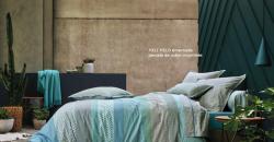 La douceur envahit votre chambre avec cette nouvelle collection Blanc des Vosges