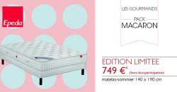 Pack Macaron par Épéda